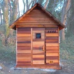 Wonderful Home Sauna Design Ideas 42