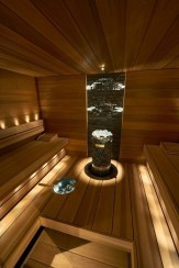 Wonderful Home Sauna Design Ideas 45