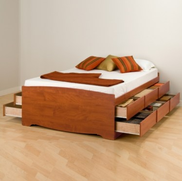 Wonderful Multifunctional Bed For Space Saving Ideas 12