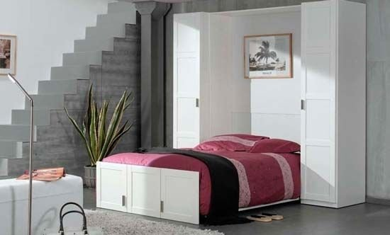 Wonderful Multifunctional Bed For Space Saving Ideas 17