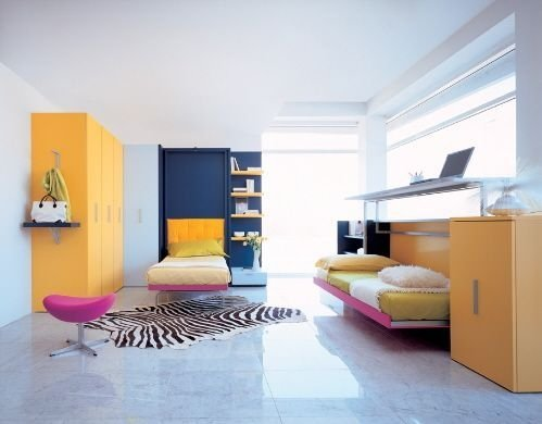 Wonderful Multifunctional Bed For Space Saving Ideas 36