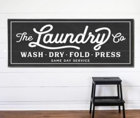 Amazing Diy Laundry Room Makeover With Farmhouse Style Ideas 19