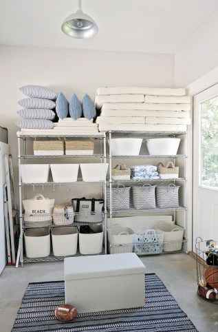 Amazing Diy Laundry Room Makeover With Farmhouse Style Ideas 26