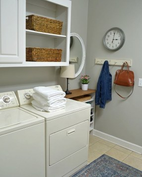 Amazing Diy Laundry Room Makeover With Farmhouse Style Ideas 36