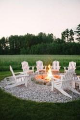 Attractive Sunken Ideas For Backyard Landscape 11