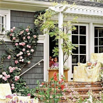 Best Ways To Create A Relaxing Porch Ideas For Big Family 21