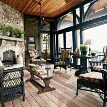 Best Ways To Create A Relaxing Porch Ideas For Big Family 22