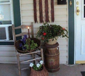 Best Ways To Create A Relaxing Porch Ideas For Big Family 39
