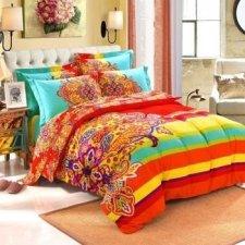 Comfy Boho Bedroom Decor With Attractive Color Ideas 03