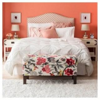 Comfy Boho Bedroom Decor With Attractive Color Ideas 18