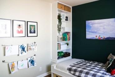 Comfy Boho Bedroom Decor With Attractive Color Ideas 23