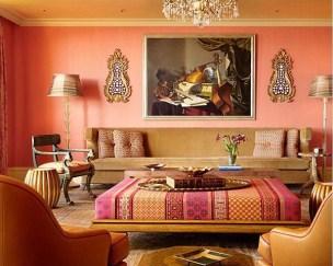 Comfy Boho Bedroom Decor With Attractive Color Ideas 38