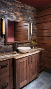 Creative Rustic Bathroom Ideas For Upgrade Your House 04