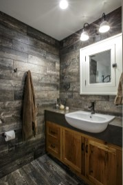 Creative Rustic Bathroom Ideas For Upgrade Your House 10