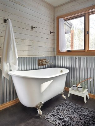 Creative Rustic Bathroom Ideas For Upgrade Your House 25