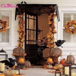 Elegant Diy Halloween Ideas For Outdoor Decoration 26