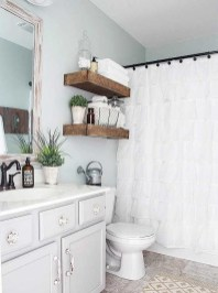 Gorgoeus Diy Remodeling Bathroom Projects On A Budget Ideas 22
