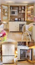 Incredible Kitchen Cabinet Design For Small Spaces 20