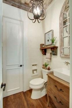 Lovely Modern Farmhouse Design For Bathroom Remodel Ideas 07