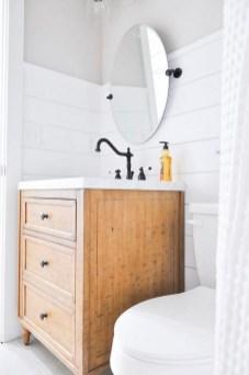 Lovely Modern Farmhouse Design For Bathroom Remodel Ideas 13