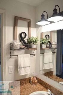 Lovely Modern Farmhouse Design For Bathroom Remodel Ideas 23