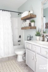 Lovely Modern Farmhouse Design For Bathroom Remodel Ideas 45