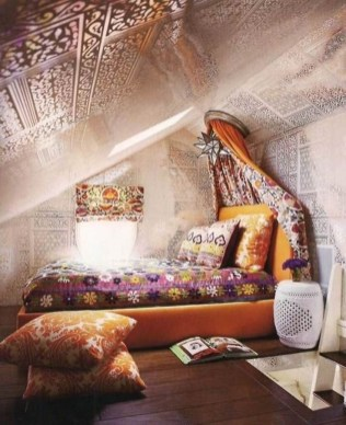 Marvelous Master Bedroom Bohemian Hippie To Inspire Ideas 09