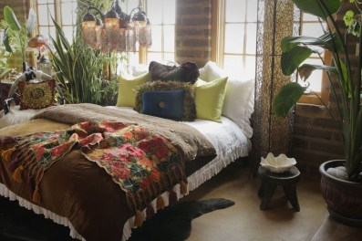 Marvelous Master Bedroom Bohemian Hippie To Inspire Ideas 18