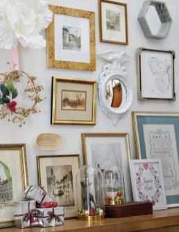 Minimalist Bathroom Winter Decoration Ideas 23