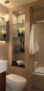 Minimalist Small Bathroom Storage Ideas To Save Space 13