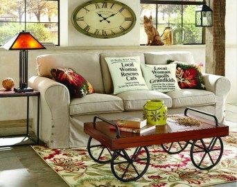 Popular Coffee Table Styling To Living Room Ideas 06