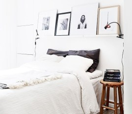 Popular Scandinavian Bedroom Design For Simple Bedroom Ideas 16