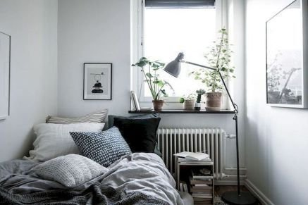 Popular Scandinavian Bedroom Design For Simple Bedroom Ideas 23