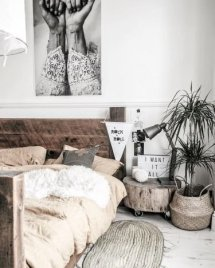 Popular Scandinavian Bedroom Design For Simple Bedroom Ideas 31