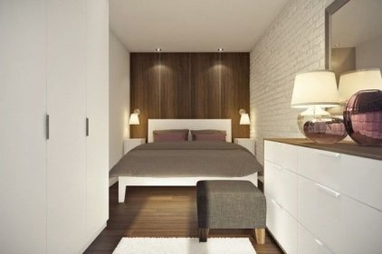 Simple Tiny Bedrooms Design With Huge Style Ideas 41