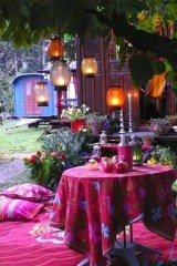 Stunning Bohemian Style Home Decor Ideas 01