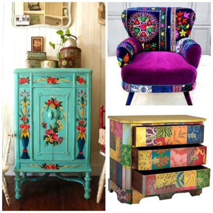 Stunning Bohemian Style Home Decor Ideas 08