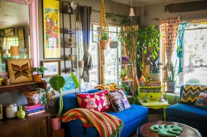 Stunning Bohemian Style Home Decor Ideas 09