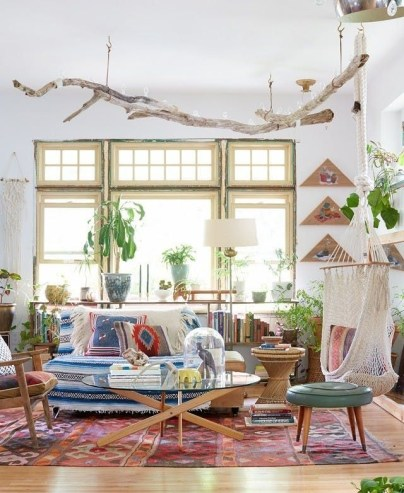 Stunning Bohemian Style Home Decor Ideas 36