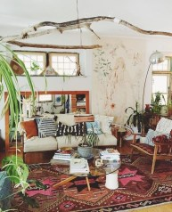 Stunning Bohemian Style Home Decor Ideas 43