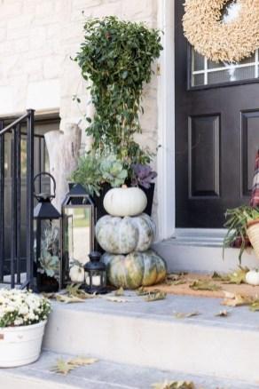 Stylish Fall Home Decor Ideas With Farmhouse Style 24