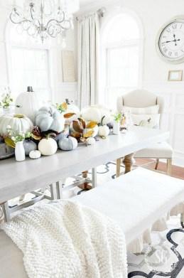 Stylish Fall Home Decor Ideas With Farmhouse Style 36