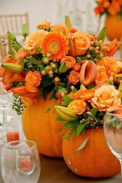 Stylish Thanksgiving Table Ideas 01
