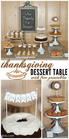 Stylish Thanksgiving Table Ideas 35