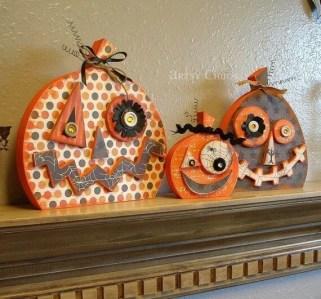 Unique Halloween Home Décor Ideas 19