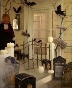 Unique Halloween Home Décor Ideas 34