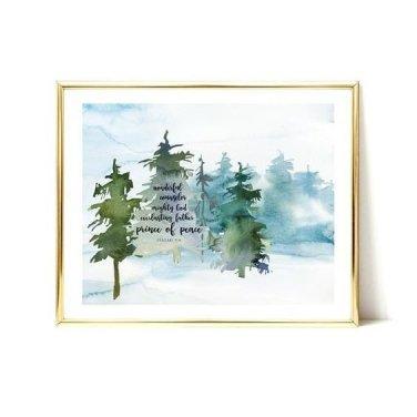 Unique Winter Decoration Ideas Home 16