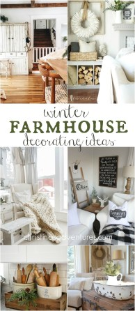 Unique Winter Decoration Ideas Home 25
