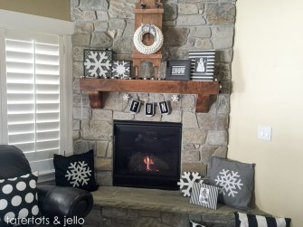 Unique Winter Decoration Ideas Home 32