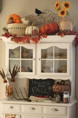 Wonderful Fall Kitchen Design For Home Decor Ideas 07
